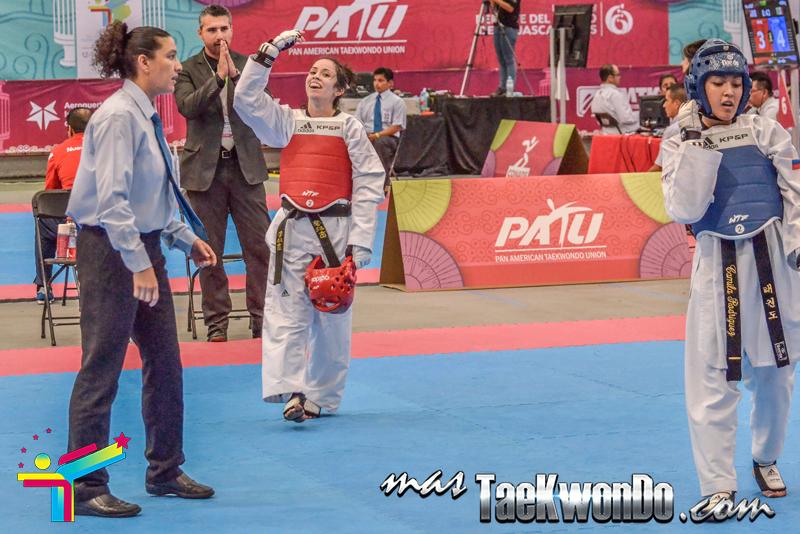 Elizabeth Zamora (GUA) gana, Panamericano 2014