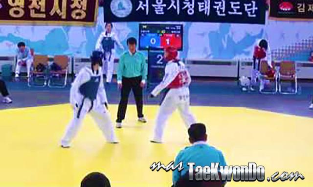 Taekwondo koreano