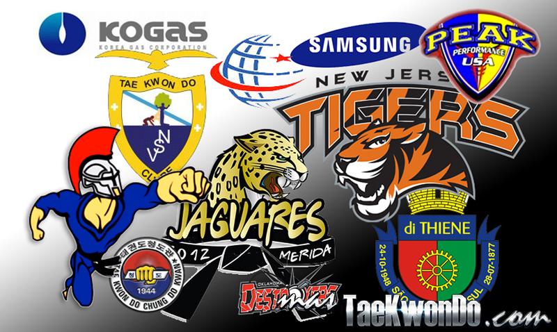 Clubes de Taekwondo