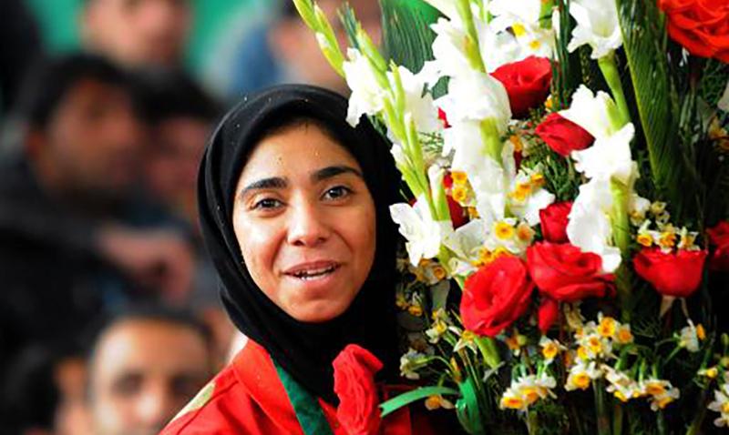 Laila Hossaini, AFG