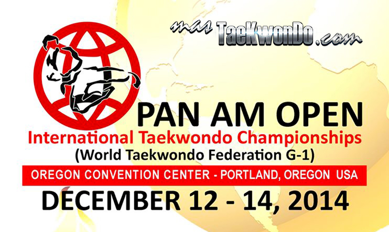 Pan Am Open 2014, Oregon