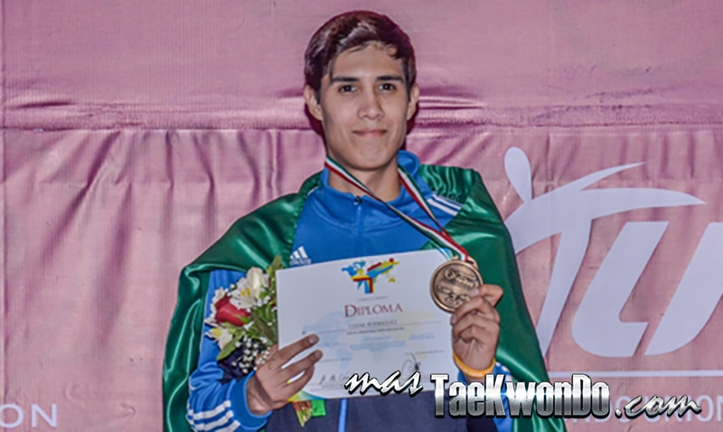 Cesar Rodriguez, MEX, Oro Panamericano Aguascalientes 2014