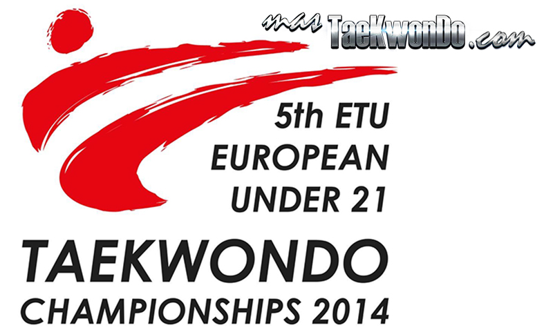 5th ETU European Under 21 Taekwondo Championships - LOGO