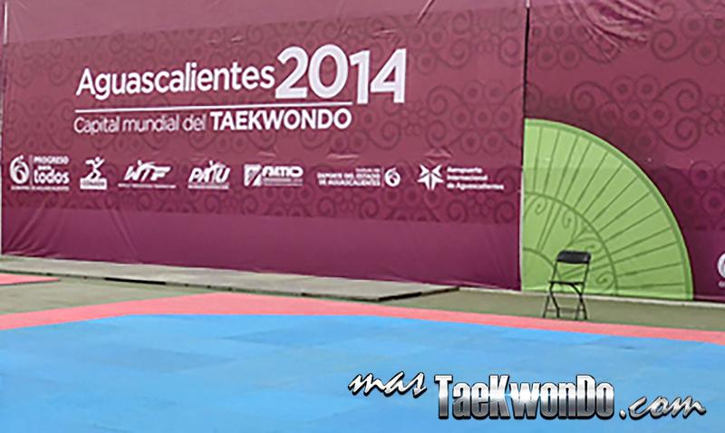Aguascalientes, capital mundial del Taekwondo