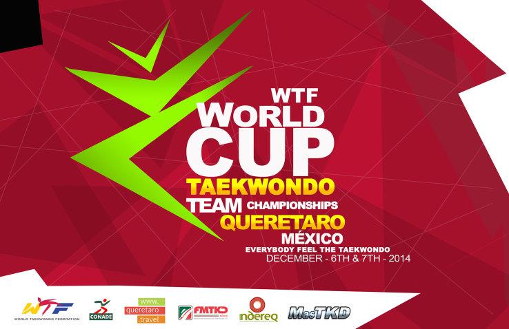 Poster, Copa del Mundo por Equipos 2014