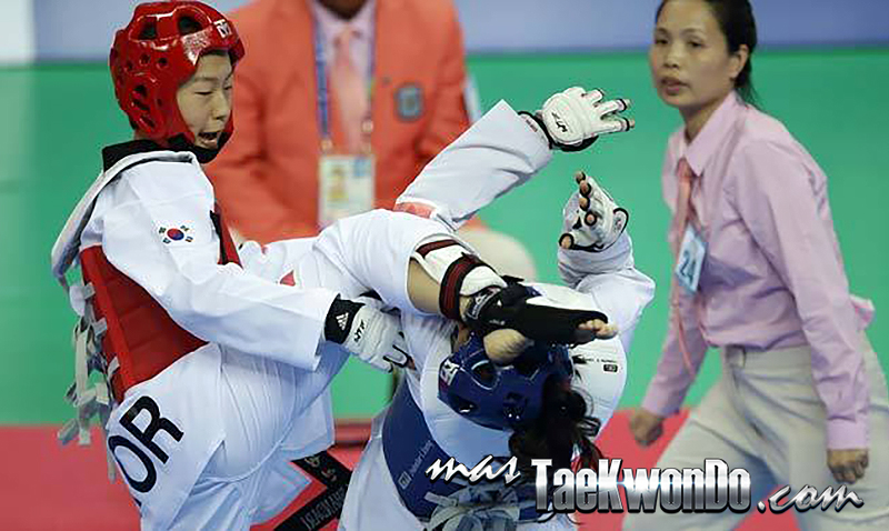 Incheon 2014, Asian Games, Taekwondo