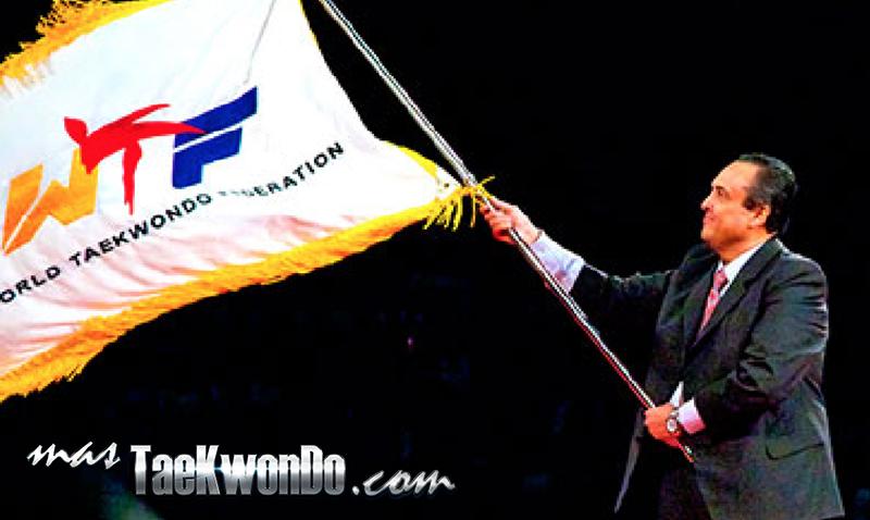 Juan Manuel Lopez, Presidente Federacion Mexicana de Taekwondo
