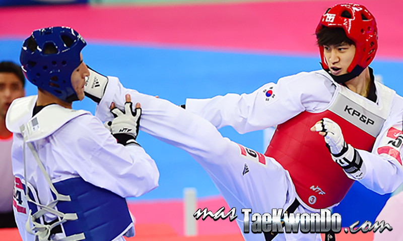 Dae-Hoon Lee, Asian Games 2014