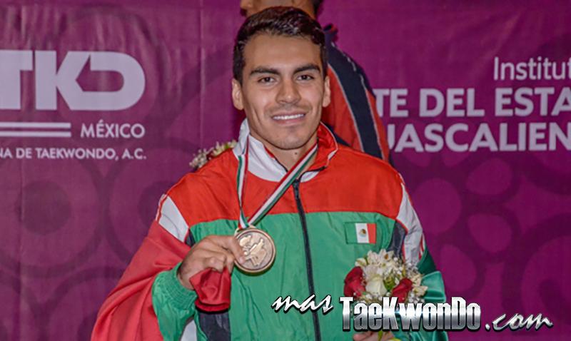 Uriel Adriano, Oro Panamericano 2014