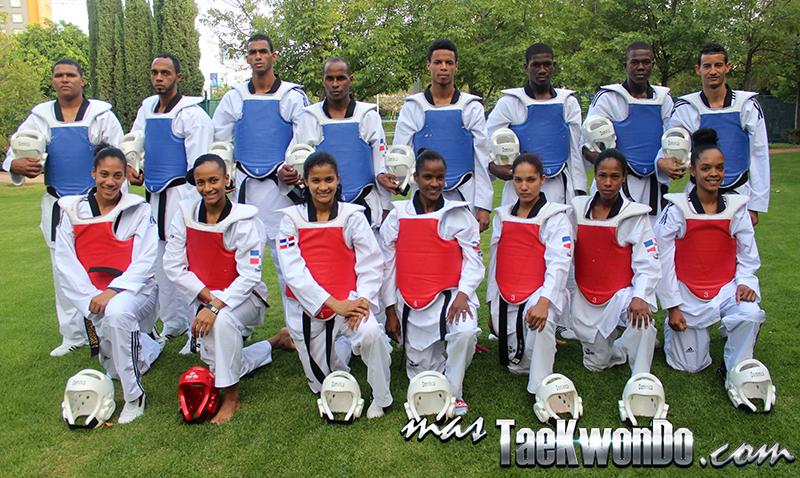 Equipo de Taekwondo de República Dominicana