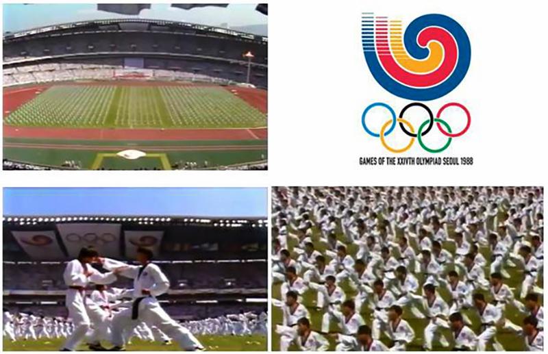 Taekwondo en Seoul 88