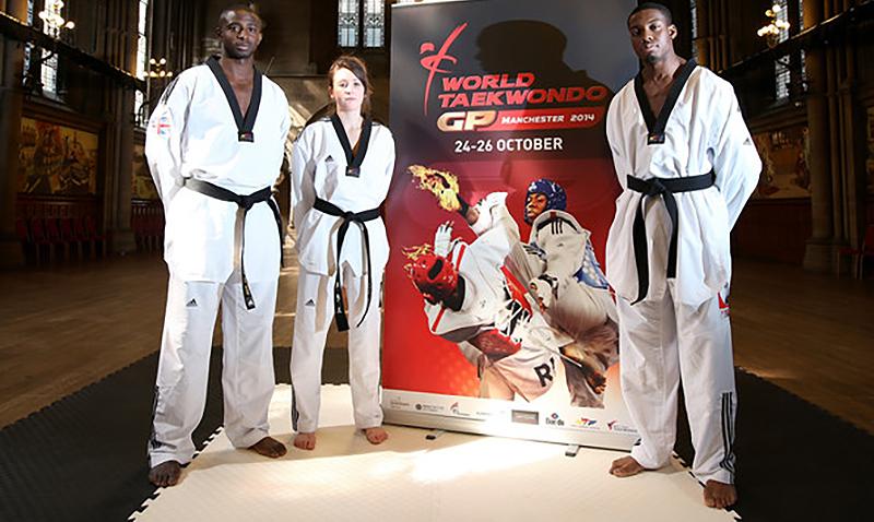 3er Grand Prix de Taekwondo, Manchester 2014