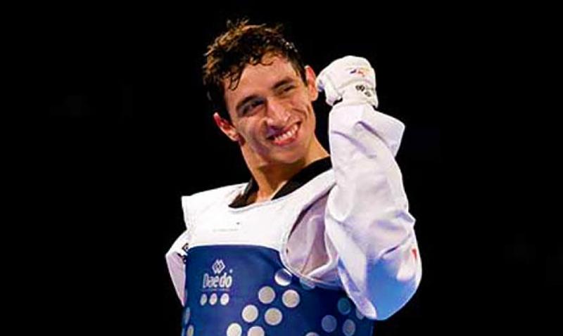 Damian Villa, Taekwondo México