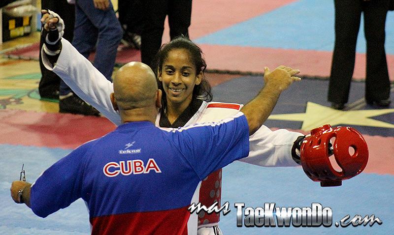 Taekwondo Cuba, Costa Rica Open 2014