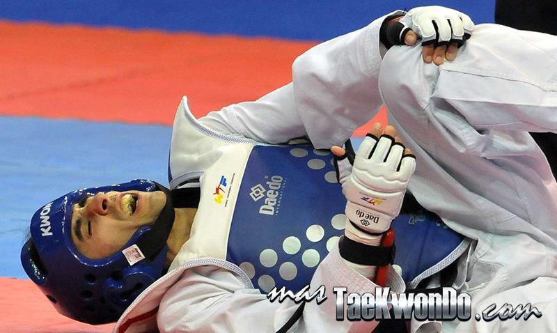 Mayko Votta, Taekwondo Uruguay, Guadalajara 2011