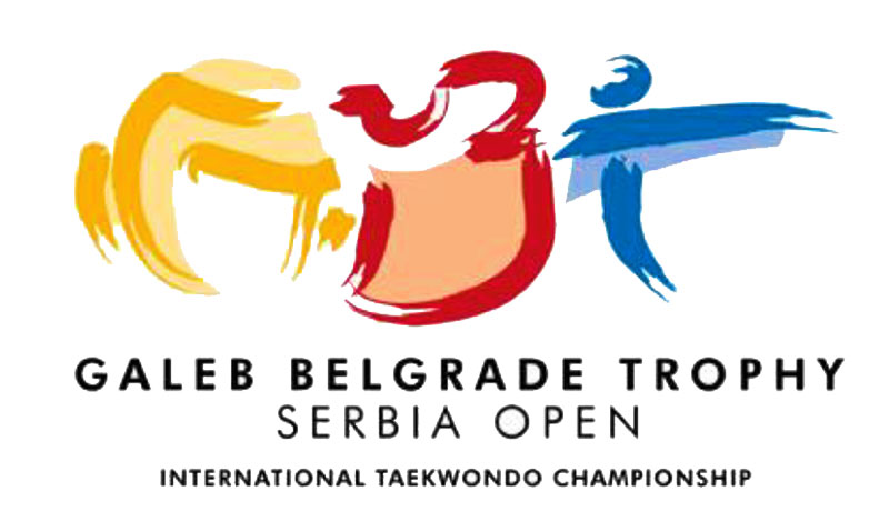"Banner, 13th Galeb Belgrade Trophy ""Serbia Open"""