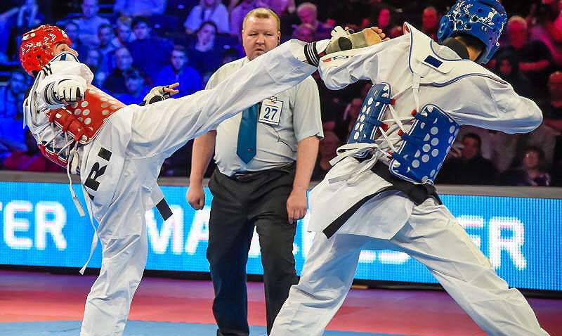 Shuai Zhao (CHN) vs. Farzan Ashour Zadeh Fallah (IRI), Final M-58
