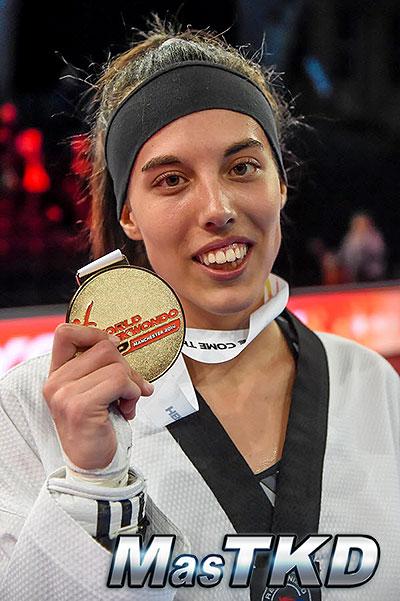Eva Calvo, Oro en el Grand Prix Series 3