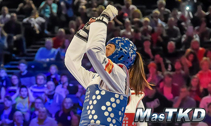 Eva Calvo campeona del Grand Prix Mundial Manchester 2014