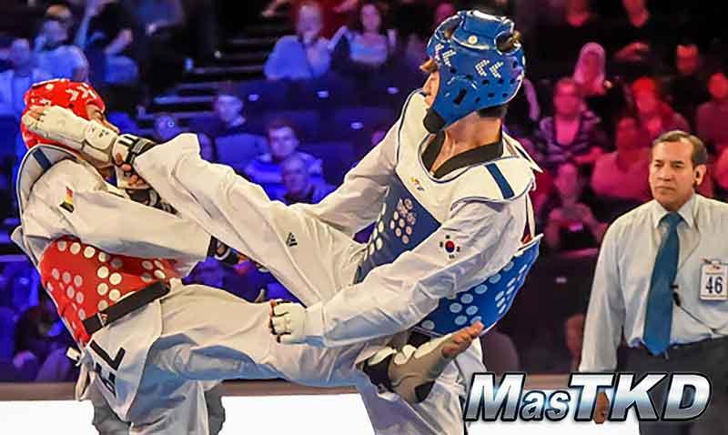 Imagenes tercer día del Grand Prix Series 3 Mundial de Taekwondo