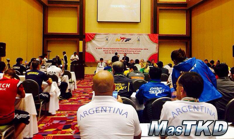 Congreso Técnico del Mundial de Poomsae