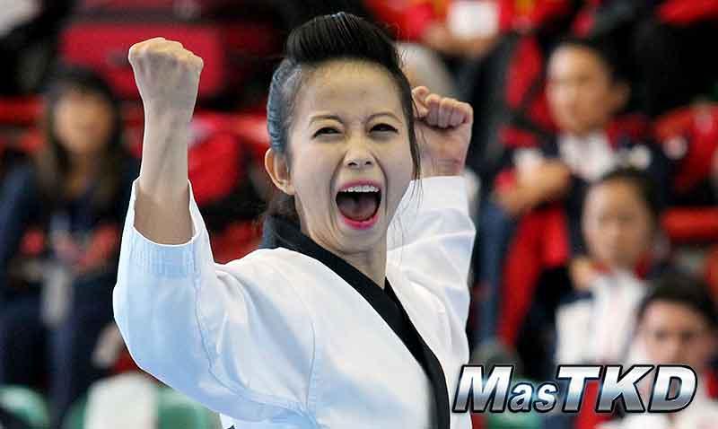 Mundial de Poomsae, Taekwondo