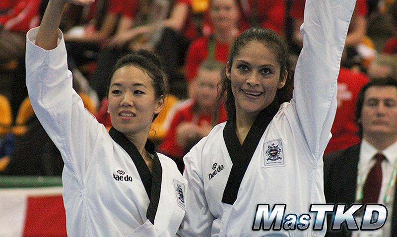 Laura Kim (ESP) 3 veces campeona del Mundo