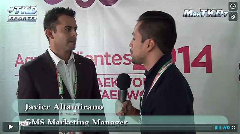 Javier Altamirano (GMS Marketing Manager)