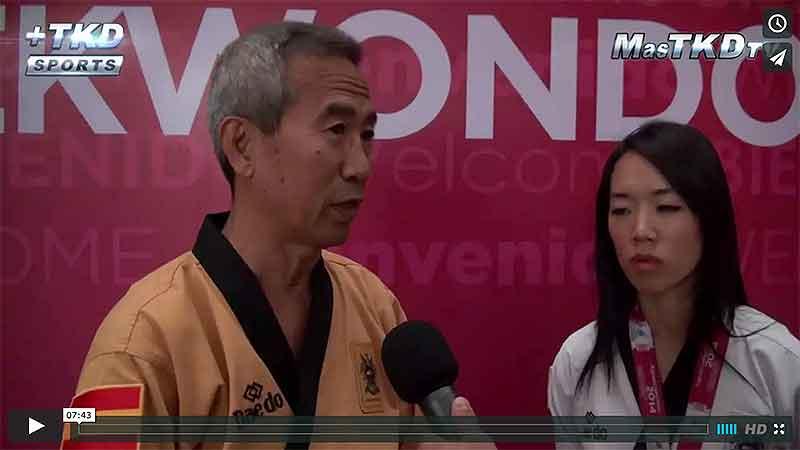 Familia Kim de España, Tricampeones Mundiales