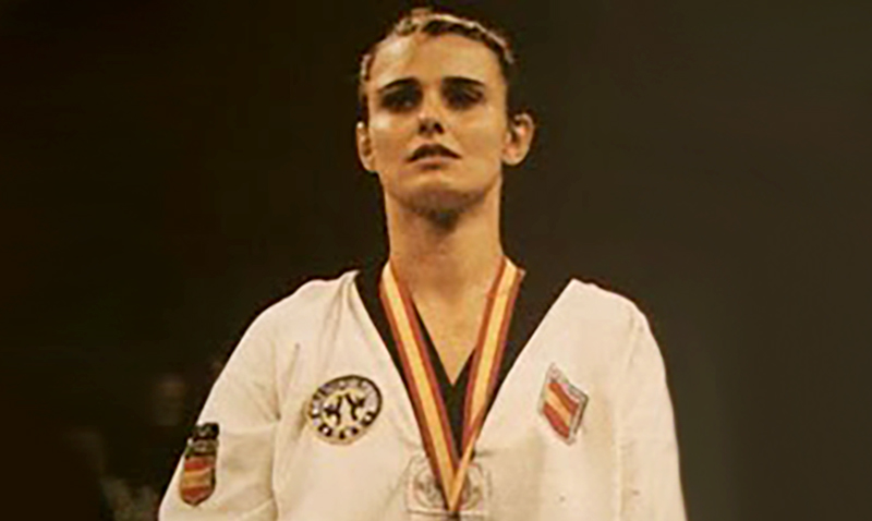 Coral Bistuer, penta campeona de Europa.