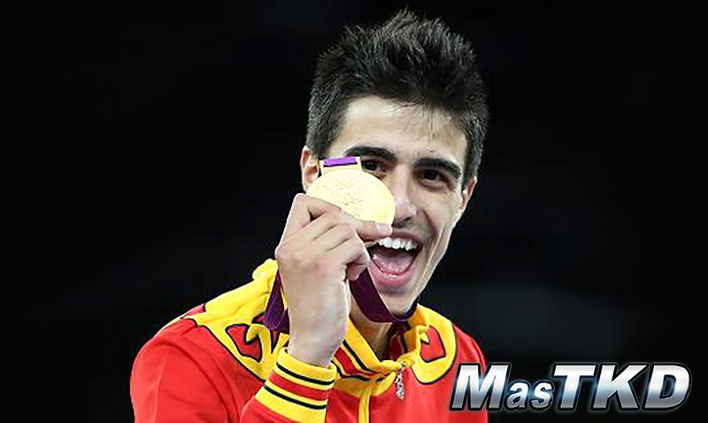 Joel González Campeón Olímpico Londres 2012.
