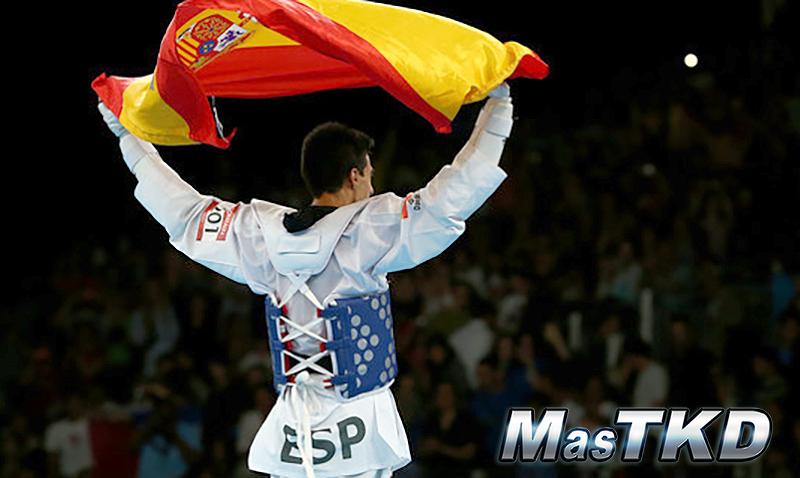 Taekwondo español