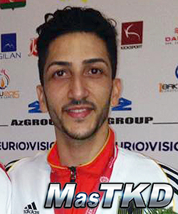 Levent Tuncat (Alemania): 8vo Ranking, Tri Campeón Europeo (Riga 2005, Bonn 2006 y Roma 2008).