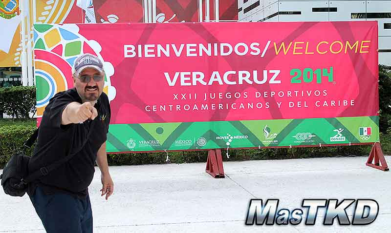 MasTKD en Veracruz 2014