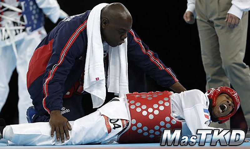 Lesion deportiva en el Taekwondo
