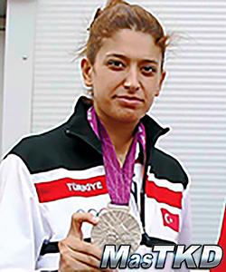 Nur Tatar: SubCampeona Olímpica, Londres 2012.