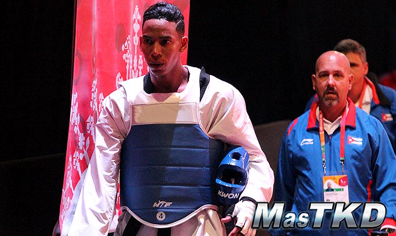 Jose Cobas, Taekwondo Cuba