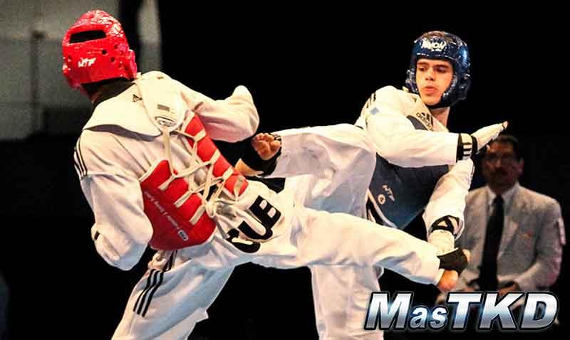 Imagen de Taekwondo en Veracruz 2014