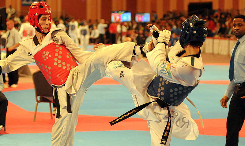 combate del 2nd European Club Championships