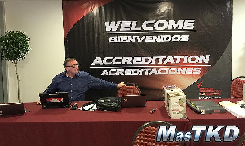 Acreditaciones listas en Querétaro