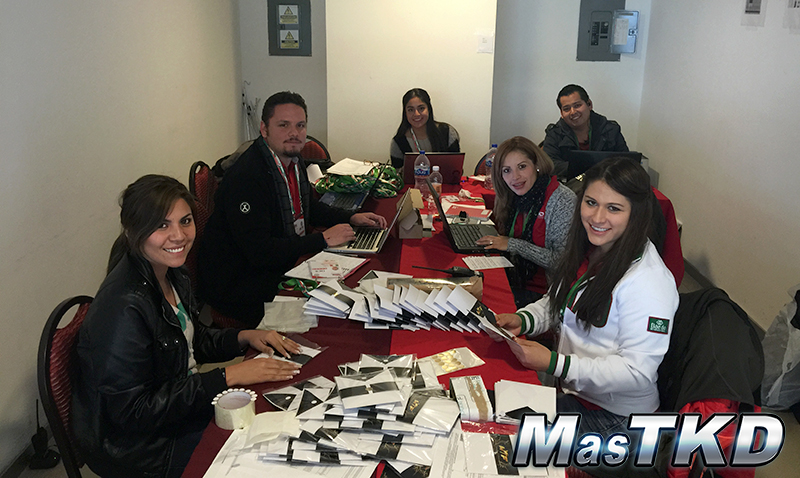 Preparativos, Querétaro 2014