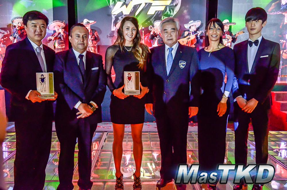 Cena de Gala de WTF 2014, ganadores