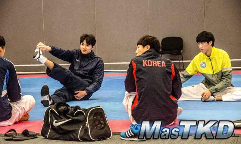 Korea Team Taekwondo