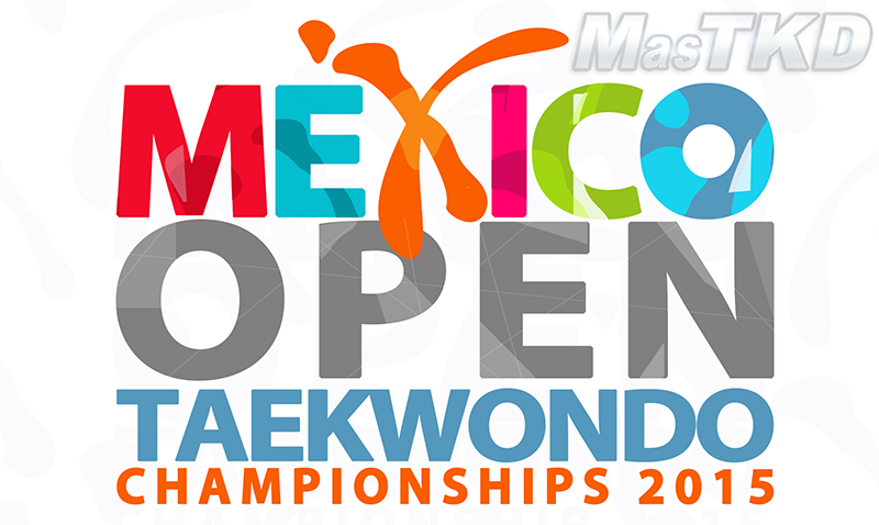 Mexico Open 2015, cartelillo