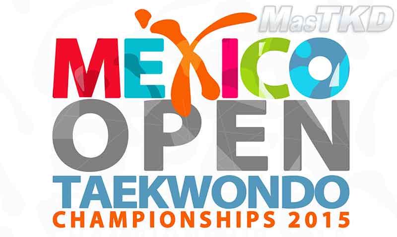 Mexico Open 2015, cartelillo