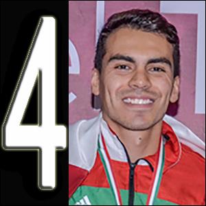 Uriel Avigdor Adriano Ruiz (MEX)