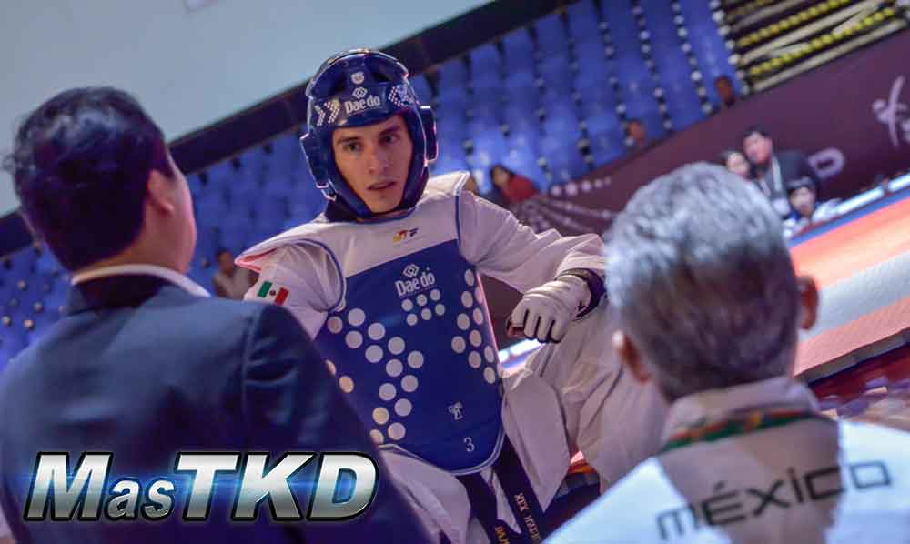Imágenes de Taekwondo del Grand Prix Final, Día 1