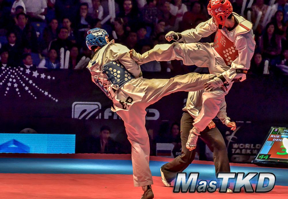 Joel Gonzalez vs. Servet Tazegul - Tio Yop Chagui