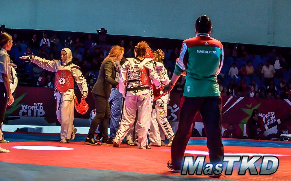 Equipo femenino de Francia pasa a semis