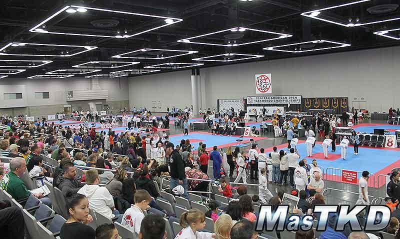 Panam Open, Portland 2014
